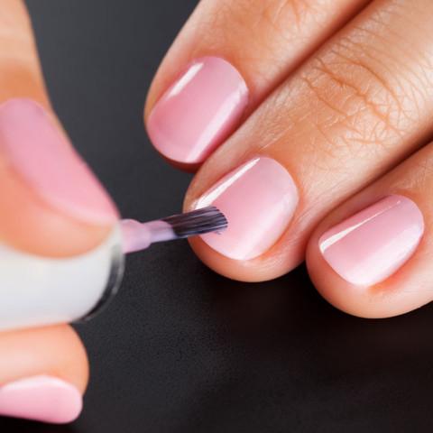Regular nail polish