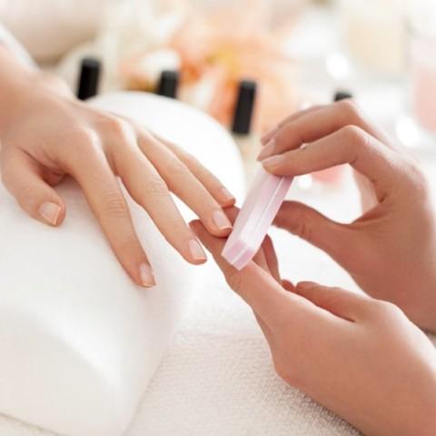 Basic Manicure & Pedicure